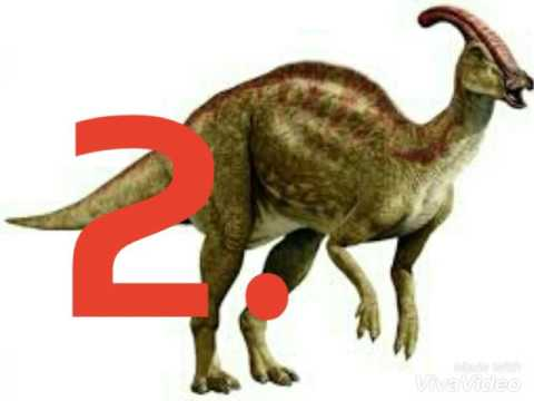 My Top 5 Biggest Hadrosaurs