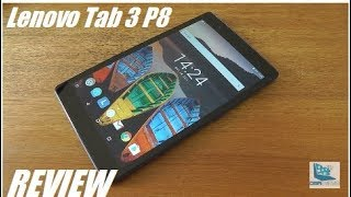 REVIEW: Lenovo Tab 3 P8 - Best Budget Android Tablet!