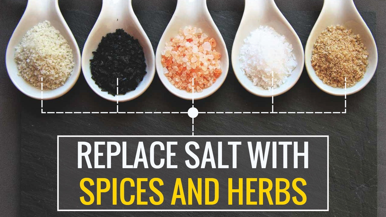herbs and spices to