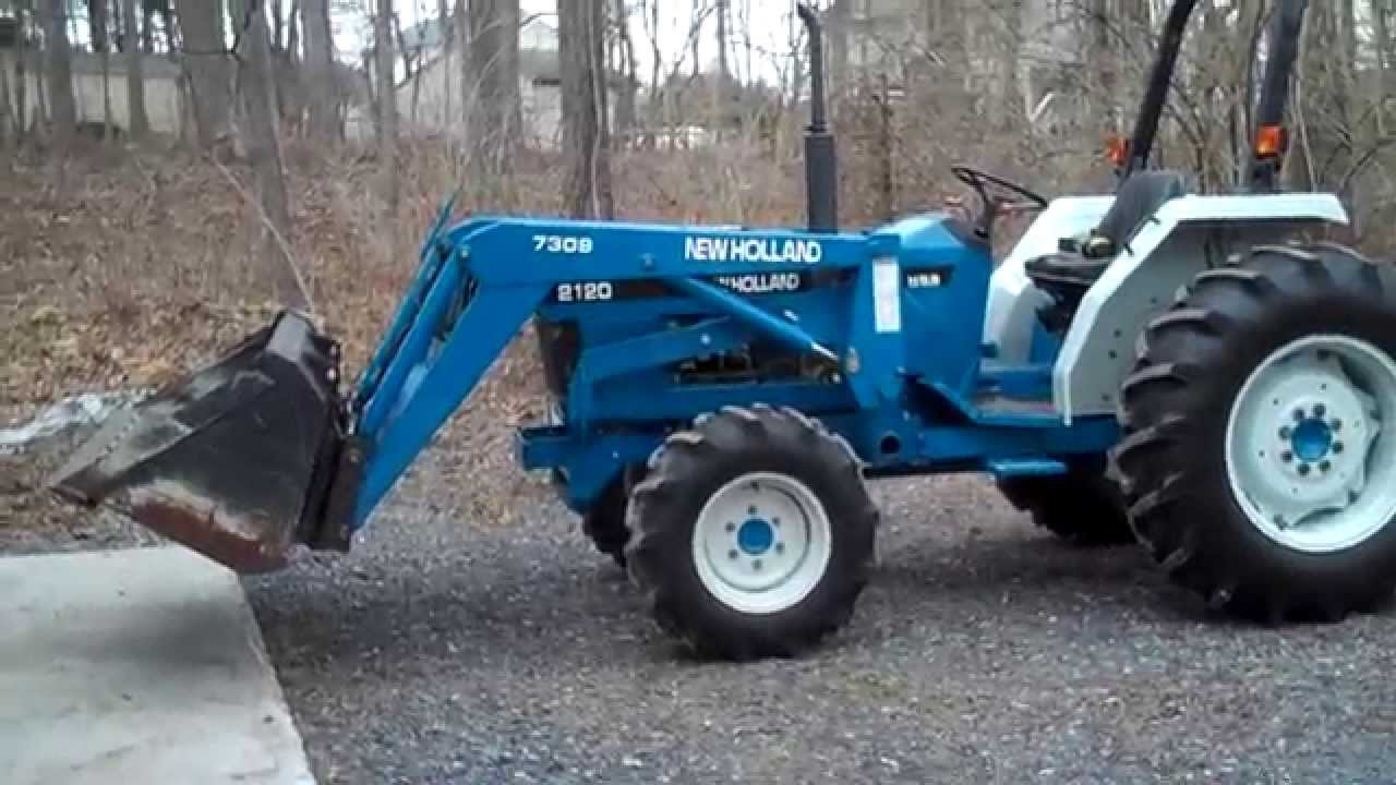 New Holland Tractor People : My new holland youtube