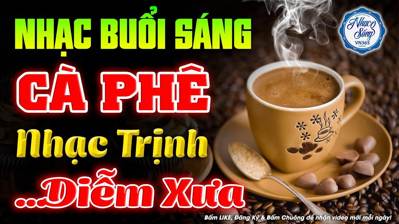 Nhạc Không Lời Slow Rock Buổi Sáng Uống Cafe   Hòa Tấu Guitar Nhạc Trịnh Diễm Xưa