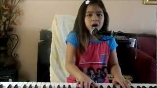 AMAZING 7 YEAR OLD SINGS TITANIUM- by SIA