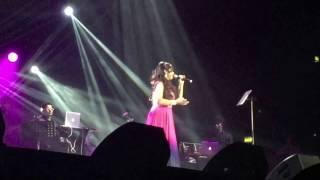 Shreya Ghoshal Live in London SSE Wembley Arena April 2017 'Thodi Der'