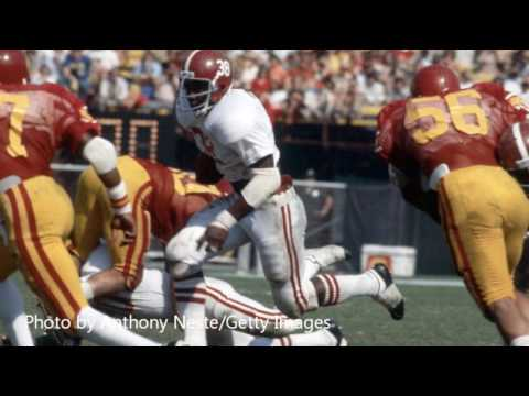 Legendary Alabama FB Johnny Davis Relives His Alabama Playing Days