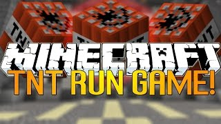 Minecraft Minigames [NL] #36 tnt run!