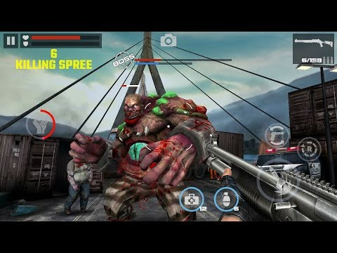 Dead Target Zombie Android Gameplay #14