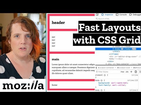 Build A Classic Layout FAST In CSS Grid