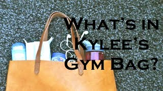 What's in My Gym Bag? Thumbnail