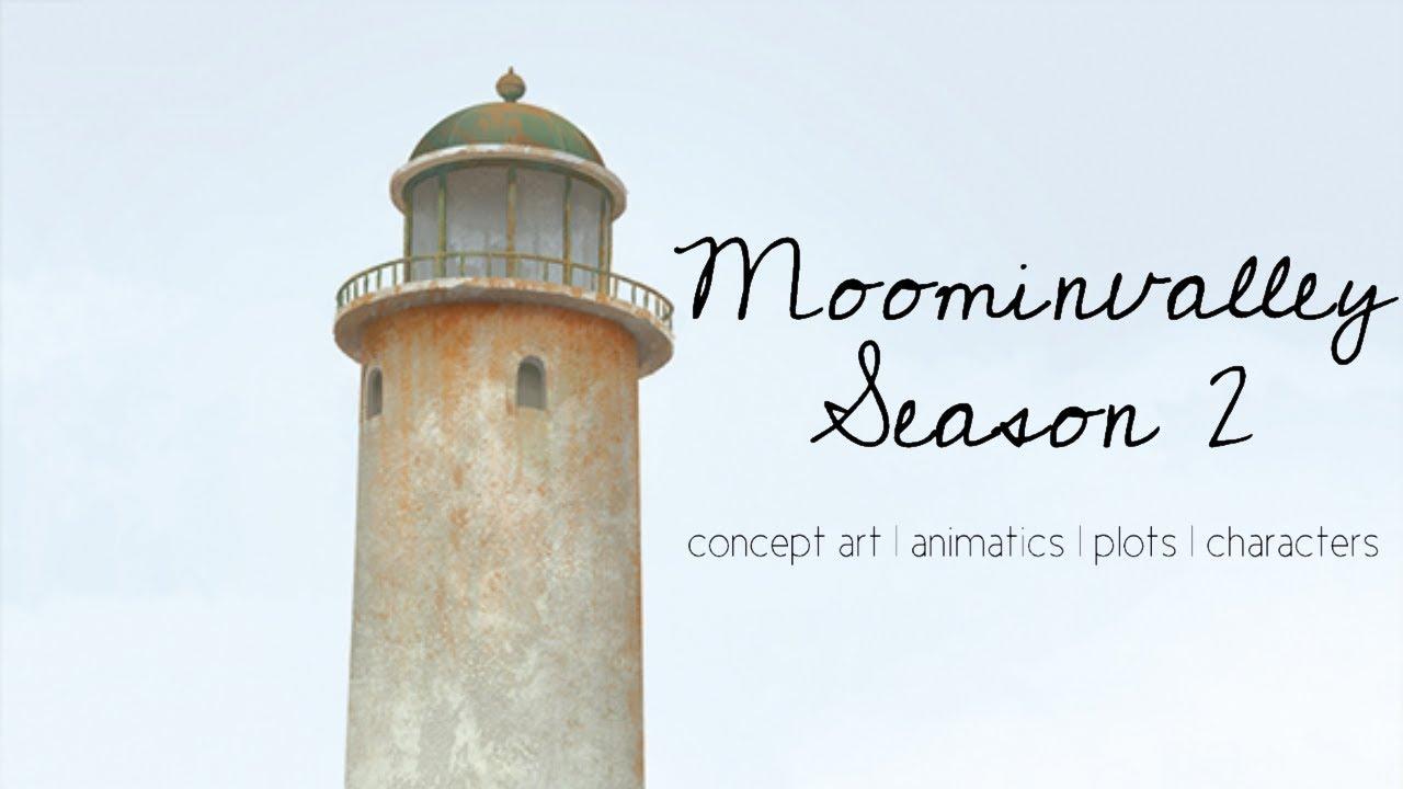 Moominvalley Season 2 Info