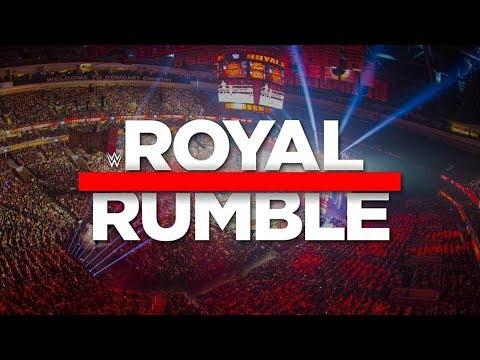 WWE ROYAL RUMBLE 2018 LIVE