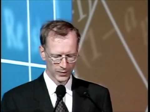 Clay Math 2001 Annual Meeting Talk by Andrew Wiles