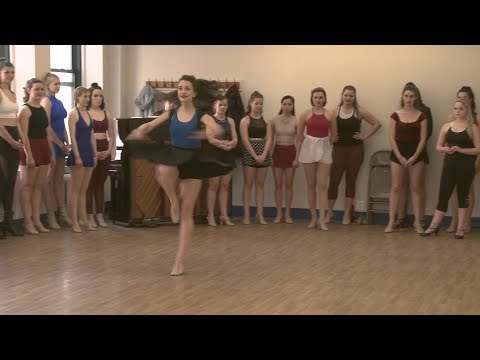 """Bill Green's Maine, """"MSMT Auditions"""""""