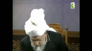 Hudhoor's Hadhrat Khalifatul Masih IV(rh) departure from Pakistan (Part 3)