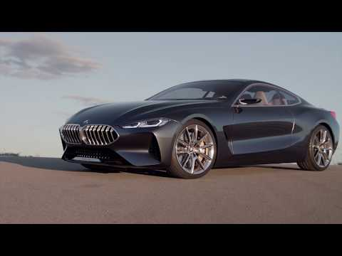 BMW 8 Series Concept Film