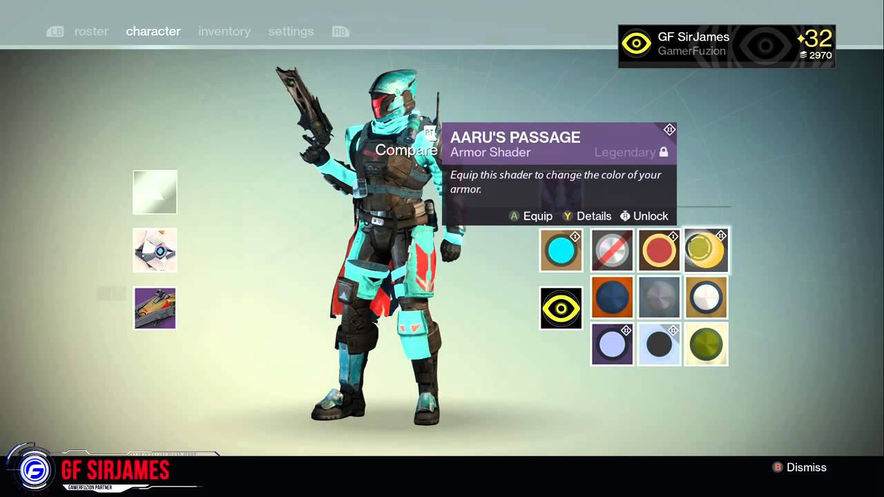destiny armor customization - photo #19