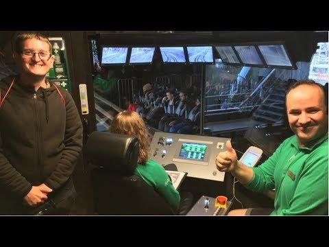 Behind The Scenes Of Valkyria & My First Ride | Liseberg Vlog October 2018