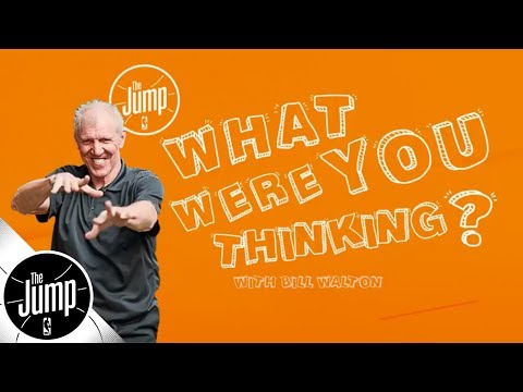 Bill Walton on getting posterized by Dr J, dunking on Kareem, and getting arrested | The Jump | ESPN