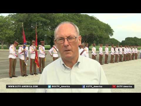 General Fan visits Cuba for military ties between Beijing & Havana