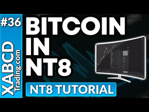 How to Trade Bitcoin in NinjaTrader 8?