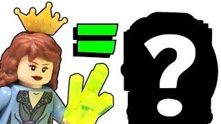 LEGO FAIL BrickQueen Go Brick Me 41597 BrickHeadz