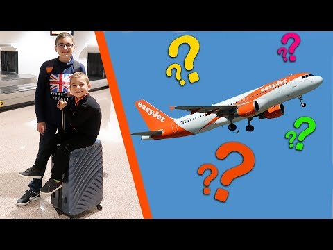 Thumbnail: VLOG - DESTINATION SURPRISE EN AVION... ✈️