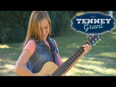Tenney Grant: Behind The Scenes | American Girl