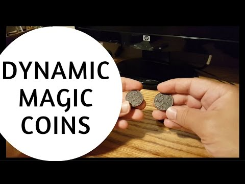 Cheap Dynamic Coins Magic Trick Review