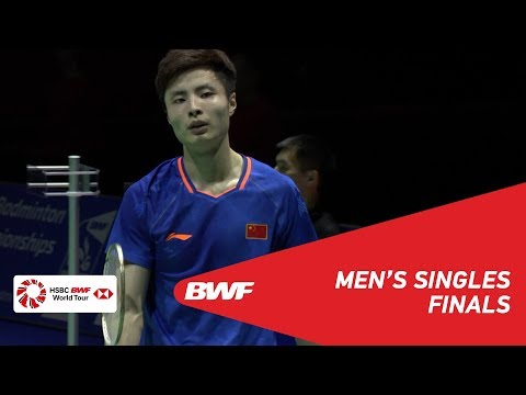 F | MS | SHI Yuqi (CHN) [1] vs SAI PRANEETH B. (IND) | BWF 2019 Mp3