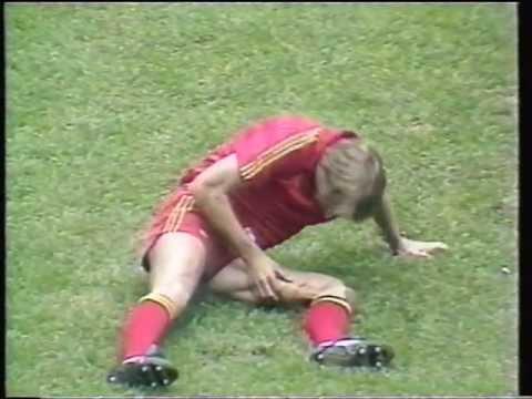 ARGENTINA vs BÉLGICA (Belgium) - 1986 FIFA World Cup (Semi-finals)