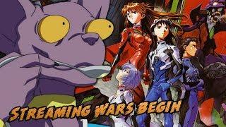 Funimation Upset That Netflix Got The Rights To Neon Genesis Evangelion
