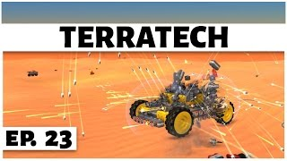TerraTech - Ep. 23 - The Digestor! - Let
