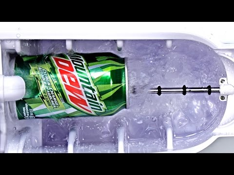 Thumbnail: How To Instantly Chill Any Drink!