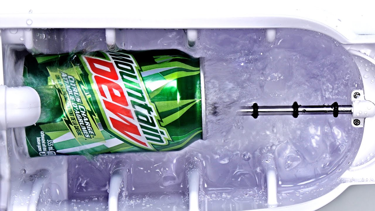 Cool Drink Fridge How To Instantly Chill Any Drink Youtube