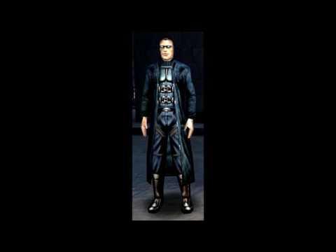 Deus Ex Dialogue Collection: JC Denton