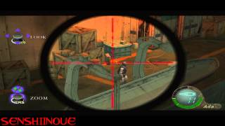 Resident Evil 4 végigjátszás magyar kommentárral 38.rész - Torpedó