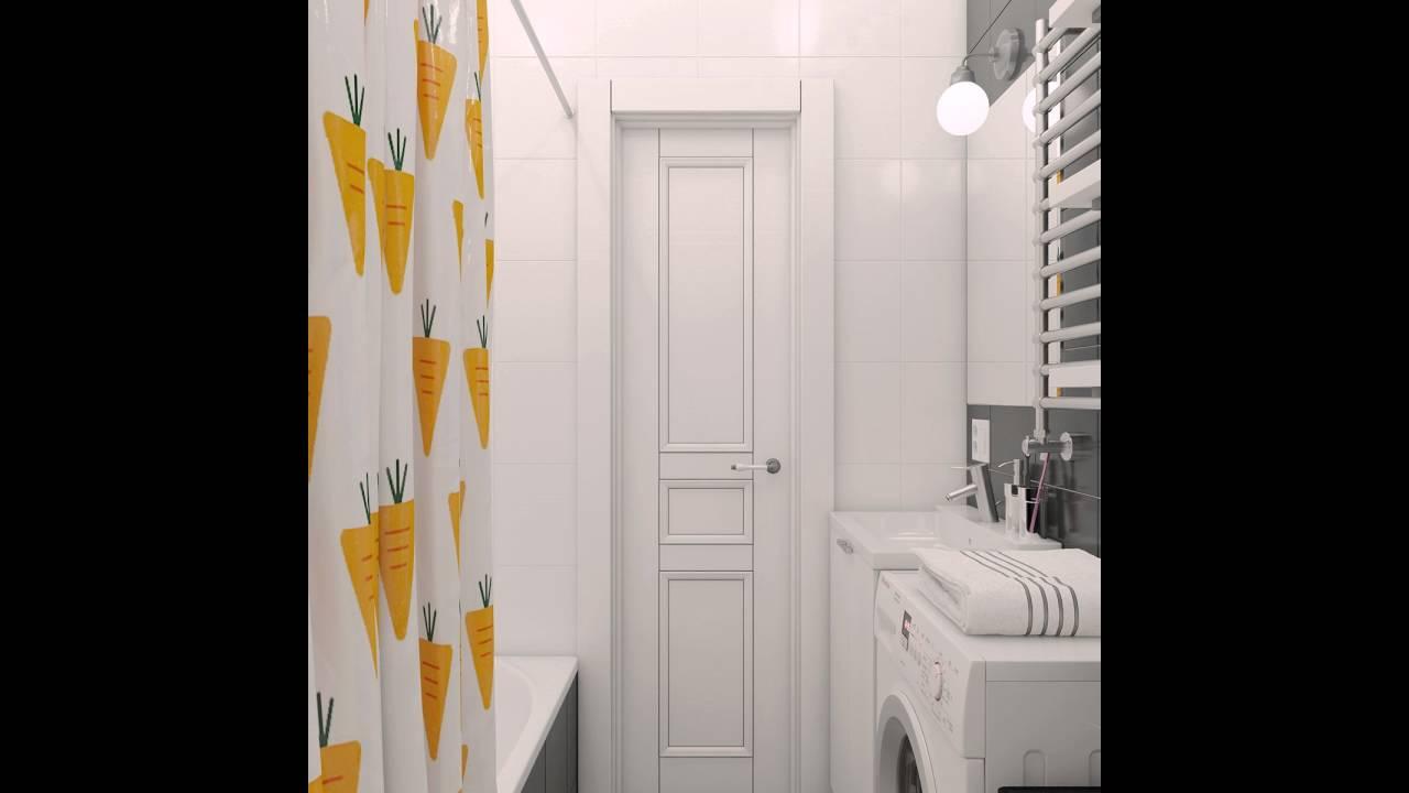 Schmale Badezimmer Ideen - YouTube