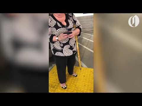 Portland driver spews racist rhetoric