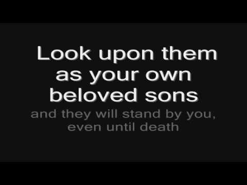 Sabaton - Union (lyrics) HD