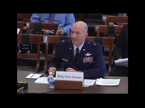 20160113 Effects of Reduced Infrastructure ...Air Force Readiness [ID: 104311]