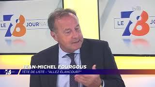 Yvelines | Jean-Michel Fourgous officiellement candidat à Élancourt