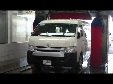 Maussama in abu dhabi  car wash in dyba trade