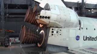 Space Shuttle Discovery at National Air & Space Museum