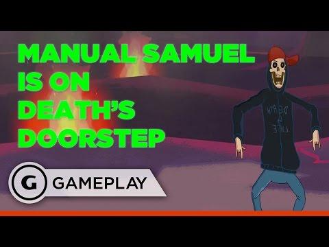 12 Minutes of Manual Samuel is on Death's Doorstep Gameplay - GDC 2016