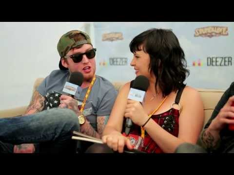 Sleeping With Sirens Interview: Soundwave TV 2013