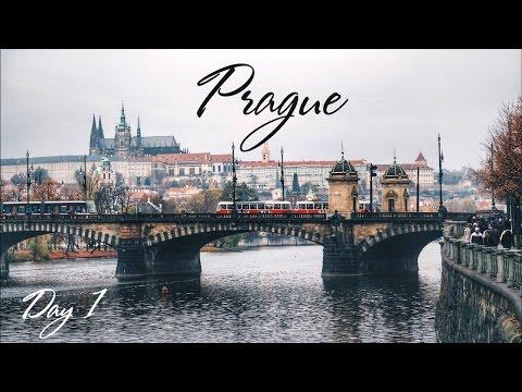 Trip to PRAGUE 🇨🇿 |  Czech TRAVEL VLOG #1: MAIN PRAGUE SIGHTS, HOSTEL