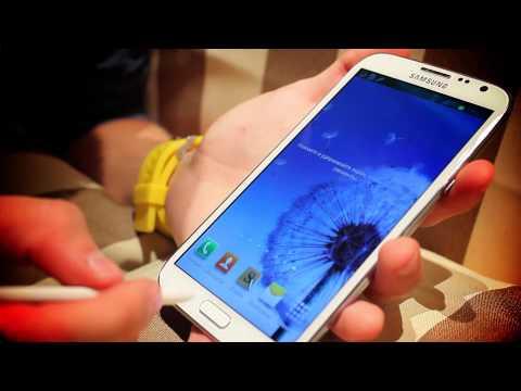 Обзор Samsung GALAXY Note 2 (GT-N7100)