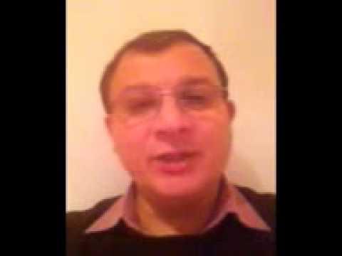 Message du professeur Séralini sur la toxicité OGM