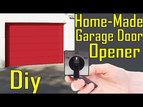 Garage Door Opener | DIY