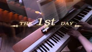 Kingdom Hearts II - Lazy Afternoons (Piano Solo)