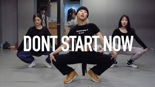 Baixar Dua Lipa - Don't Start Now / Jin Lee Choreography